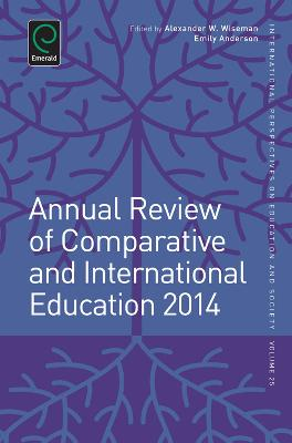 Annual Review of Comparative and International Education 2014