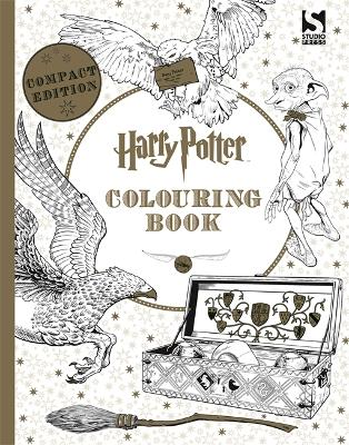 Harry Potter Colouring Book- Compact Edition