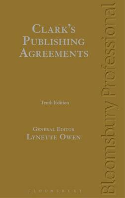 Clark's Publishing Agreements