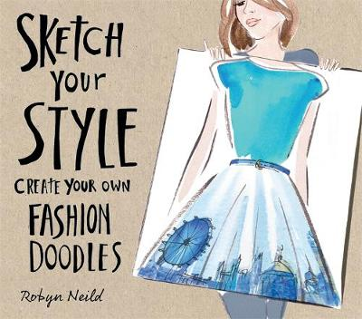 Sketch Your Style: Create Your Own Fashion Doodles