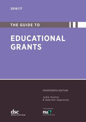 The Guide to Educational Grants 2016/17