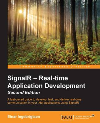 SignalR - Real-time Application Development -