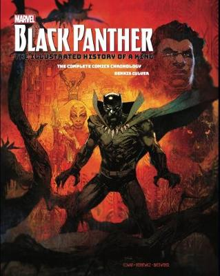 Marvel's Black Panther: The...