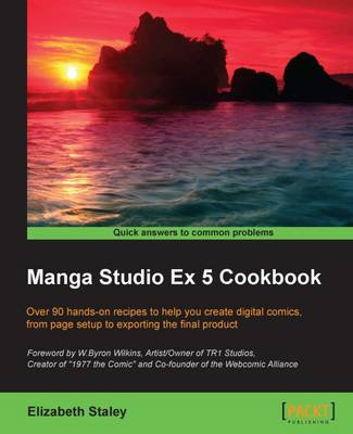 Manga Studio Ex 5 Cookbook