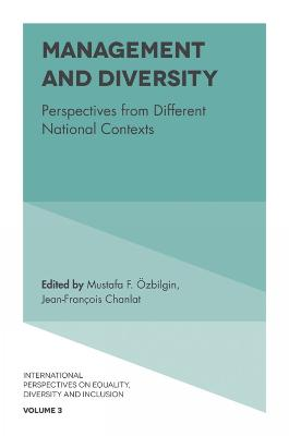 Management and Diversity: Perspectives from Different National Contexts