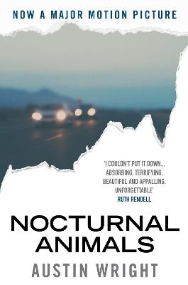 Nocturnal Animals: Film tie-in originally published as Tony and Susan