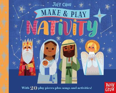 Make and Play: Nativity
