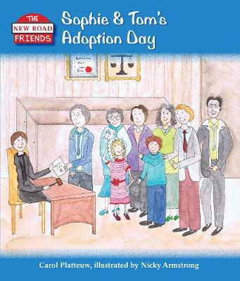 Sophie and Tom's Adoption Day