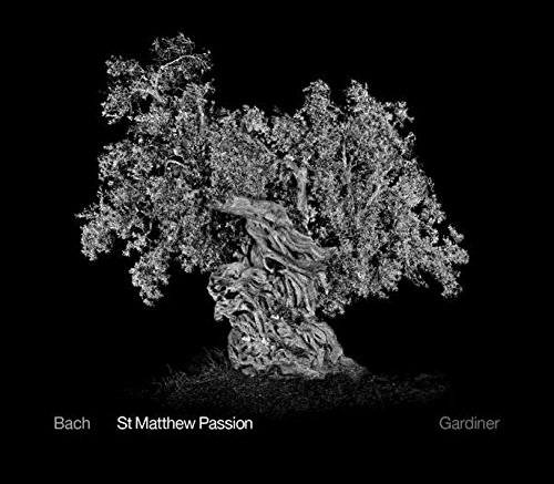 Bach St Matthew Passion Gardiner New Recording