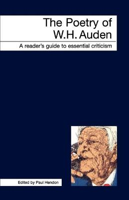 The Poetry of W.H. Auden