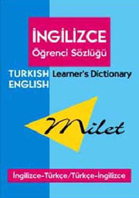 Milet Learner's Dictionary (turkish-english)