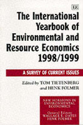 The International Yearbook of Environmental and Resource Economics 1998/1999: A Survey of Current Issues