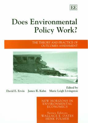 Does Environmental Policy Work?: The Theory and Practice of Outcomes Assessment