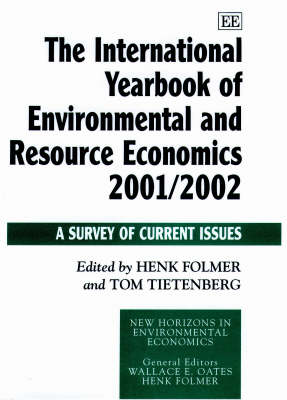 The International Yearbook of Environmental and Resource Economics 2001/2002: A Survey of Current Issues