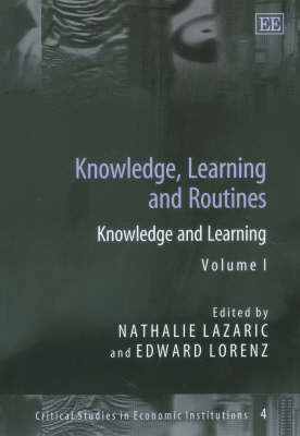 Knowledge, Learning and Routines
