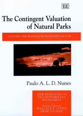 The Contingent Valuation of Natural Parks: Assessing the Warmglow Propensity Factor