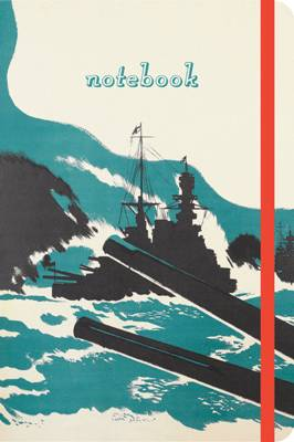 Imperial War Museum Ship Notebook