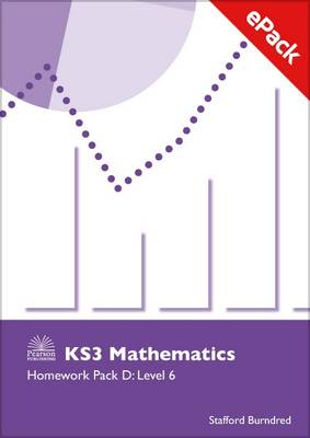 KS3 Maths Homework Pack D: Level 6