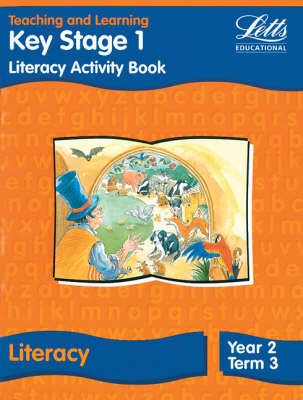 KS1 Literacy: Year 2, Term 3: Activity Book: Literacy Book - Year 2, Term 3