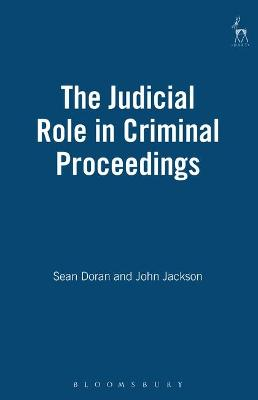 The Judicial Role in Criminal Proceedings
