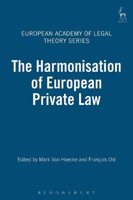 The Harmonisation of European Private Law