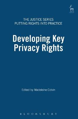Developing Key Privacy Rights: The Impact of the Human Rights Act 1998