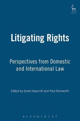 Litigating Rights: Perspectives from Domestic and International Law