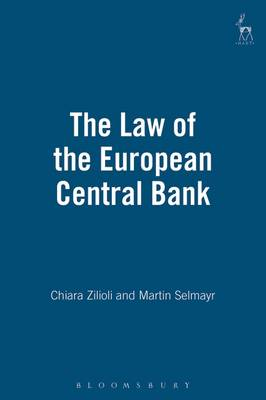 The Law of the European Central Bank