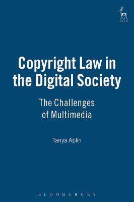 Copyright Law in the Digital Society: The Challenges of Multimedia