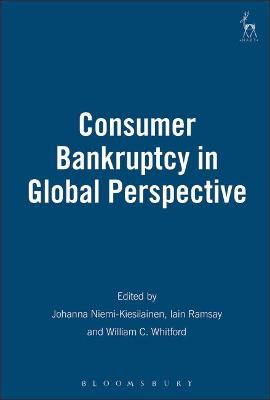 Consumer Bankruptcy in Global Perspective