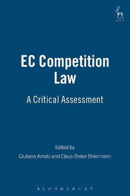 EC Competition Law: A Critical Assessment