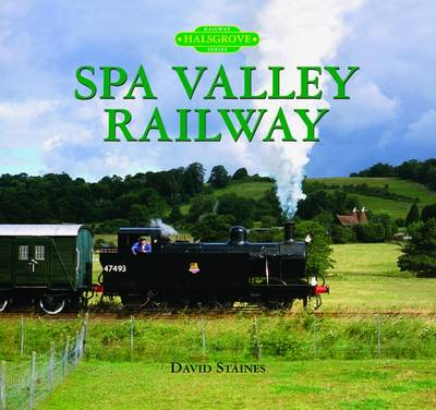 The Spa Valley Railway