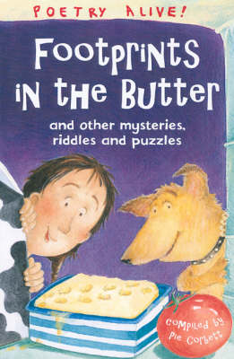 Footprints in the Butter: ..And Other Riddles, Mysteries and Puzzles