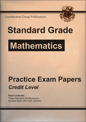 Standard Grade Maths Practice Papers - Credit Level