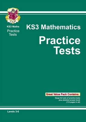KS3 Maths Practice Papers - Levels 3-6