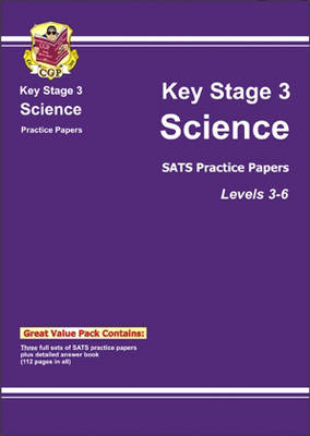 KS3 Science Practice Papers - Levels 3-6