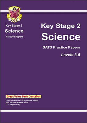 KS2 Science SATs Practice Papers - Levels 3-5