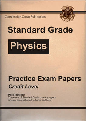 Standard Grade Physics Practice Papers - Credit Level