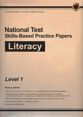National Test Skills-Based Practice Papers: Literacy Level 1