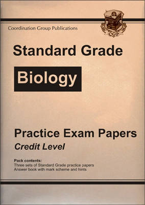 Standard Grade Biology Practice Papers - Credit Level