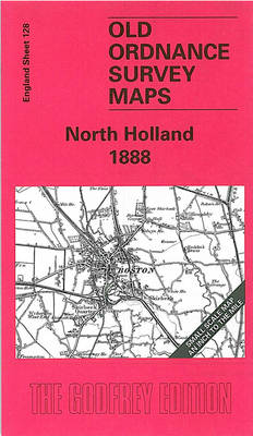North Holland 1888: One Inch Sheet 128