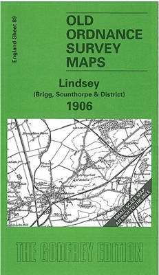 Lindsey (Brigg, Scunthorpe and District) 1906: One Inch Sheet 089