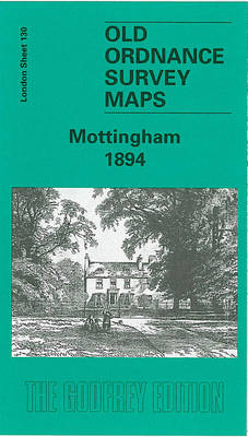 Mottingham 1894: London Sheet 130.2