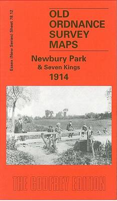 Newbury Park and Seven Kings 1914: Essex Sheet 78.12