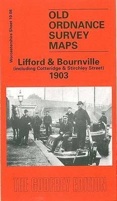 Lifford & Bournville 1903: Worcestershire Sheet 10.08