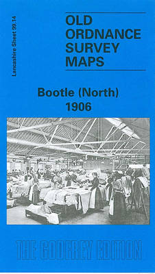 Bootle (North) 1906: Lancashire Sheet 99.14