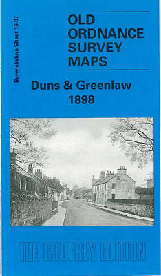 Duns and Greenlaw 1898: Berwickshire Sheet 16.07