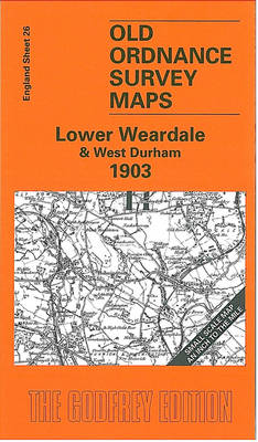 Lower Weardale and West Durham 1903: One Inch Sheet 026