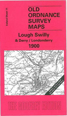Lough Swilly and Derry 1900: Ireland Sheet 11