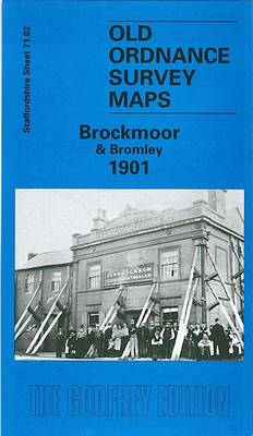 Brockmoor and Bromley 1901: Staffordshire Sheet 71.02